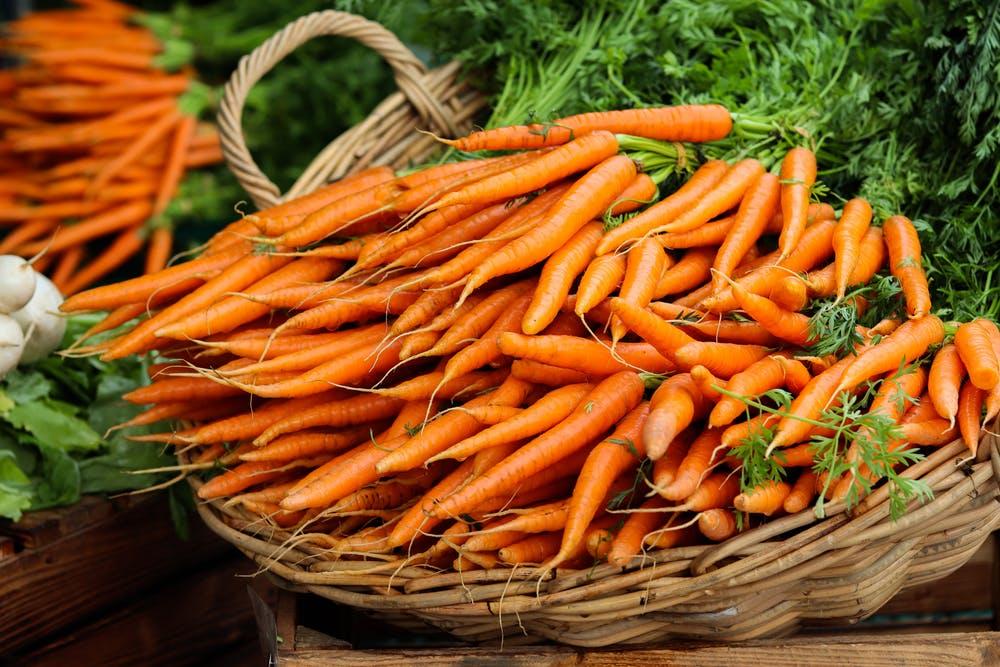 ensalada de maní y zanahoria