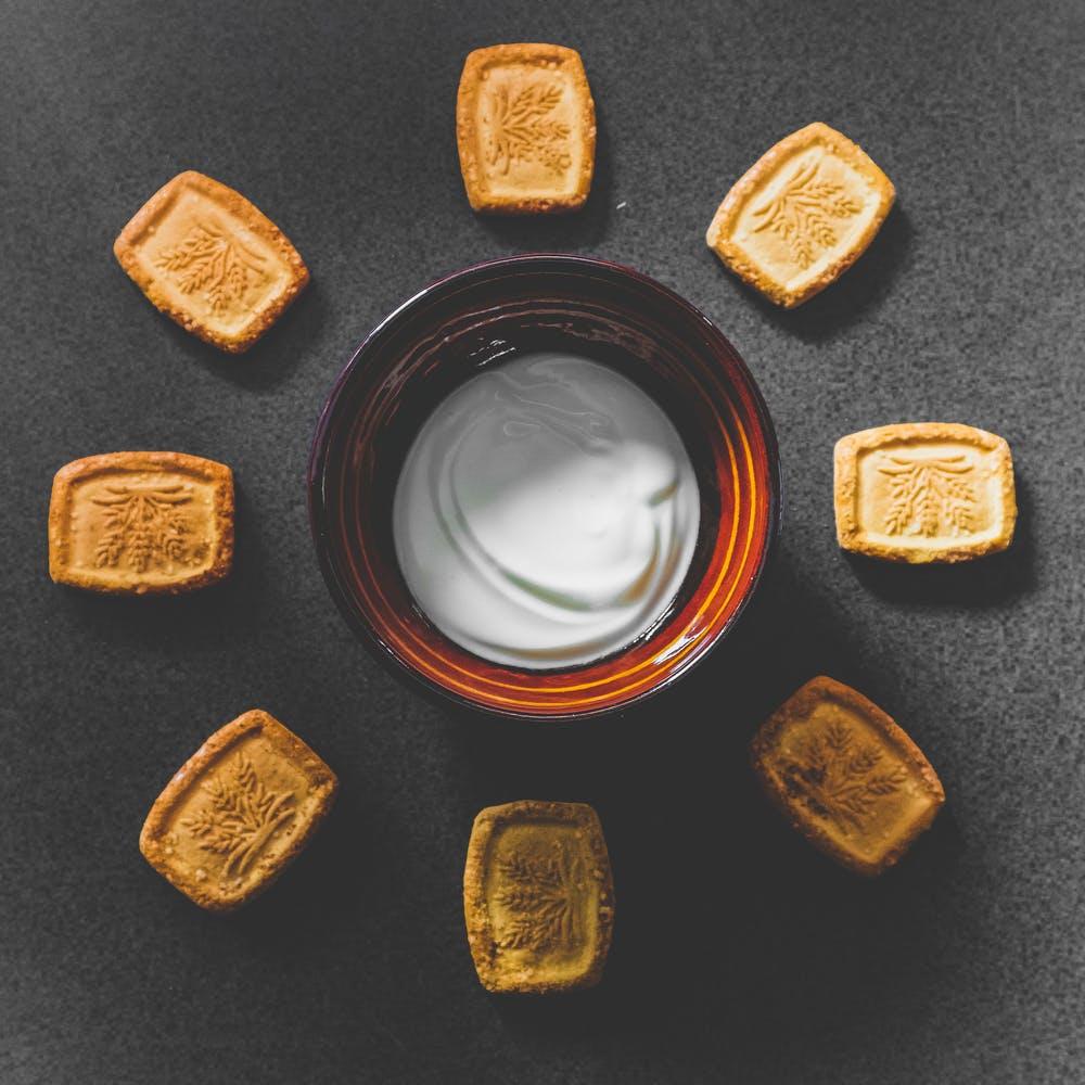 mayonesa con leche