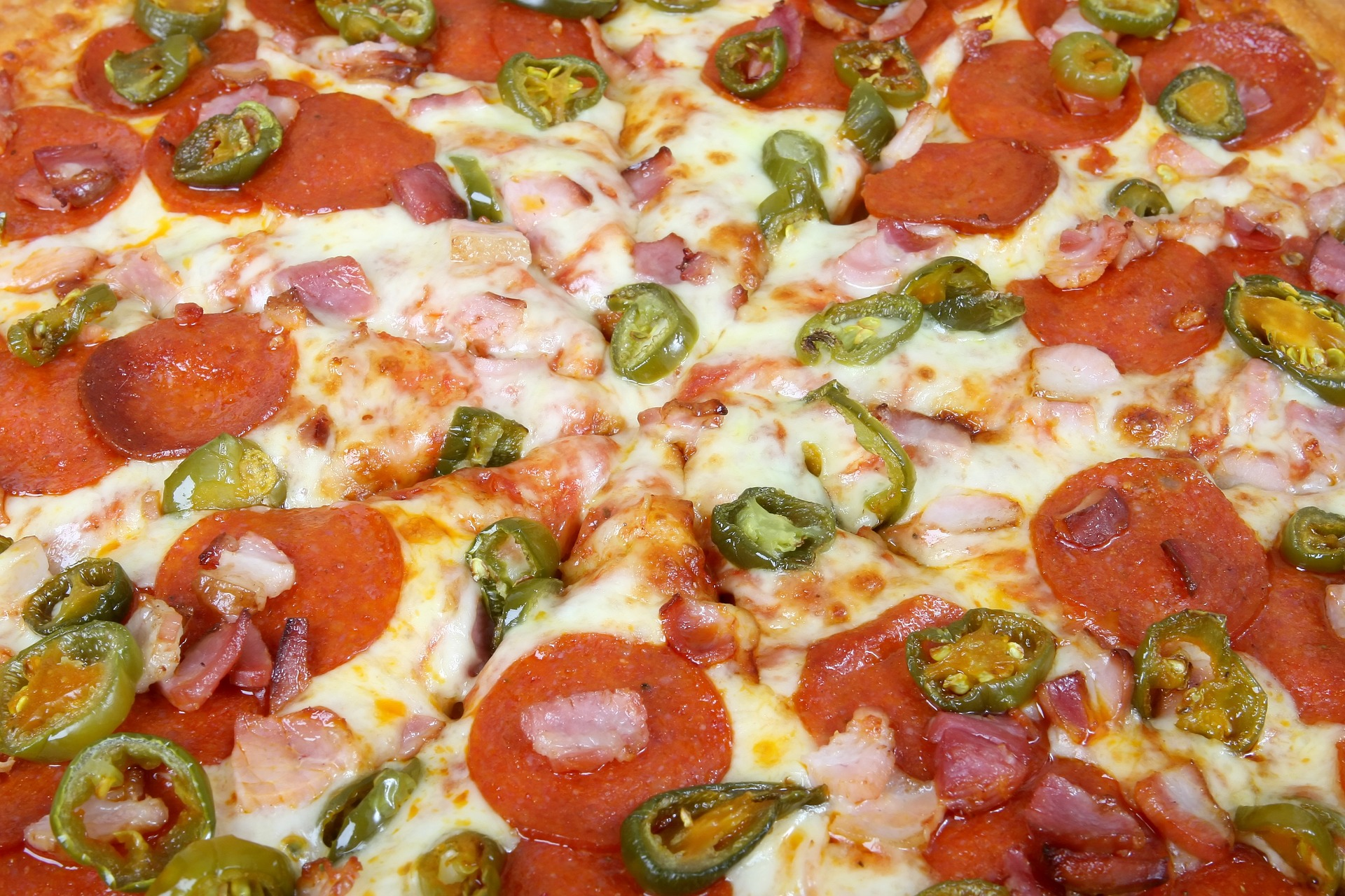 PIZZA DE TALLARINES