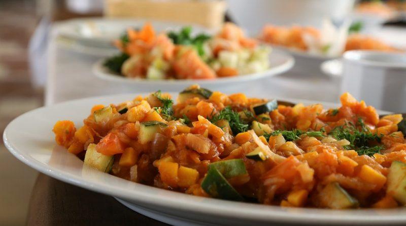 frittata de hierbas y verduras