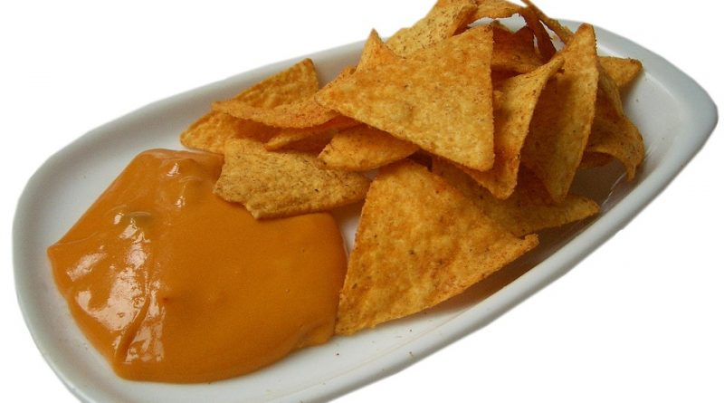 nachos en casa