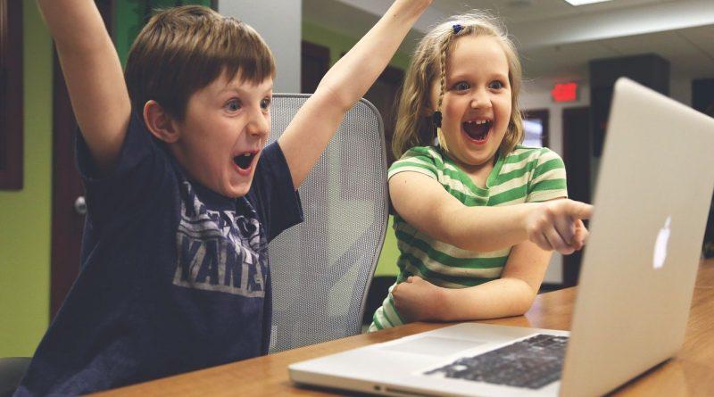 programación de video juegos para niños