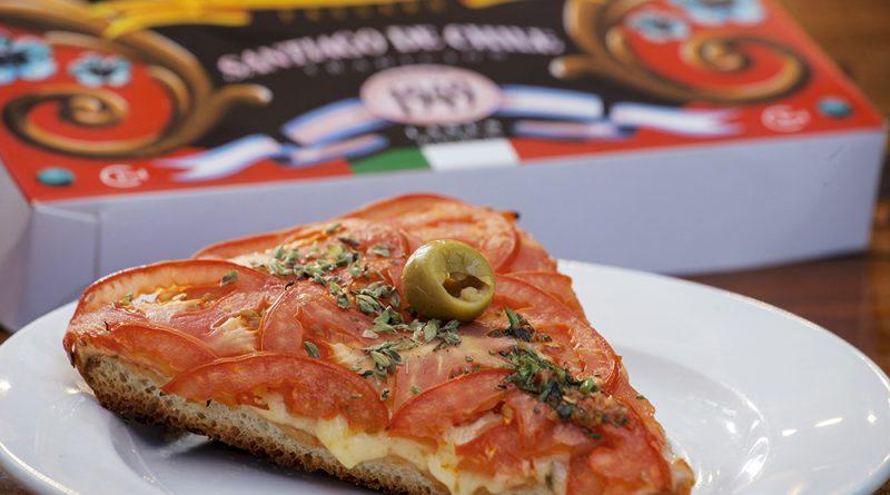 pizzería en Barrio Italia