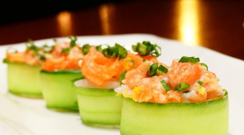 Sushi en Vitacura